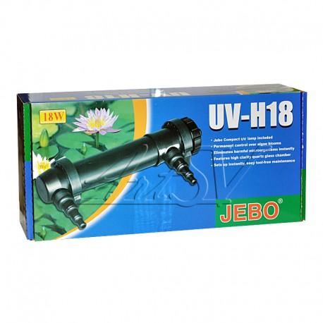 Ультрафиолетовый стерилизатор Jebo UV-18